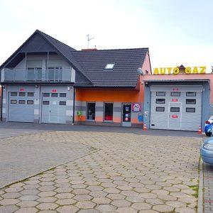 parking firmy AutogazWiry
